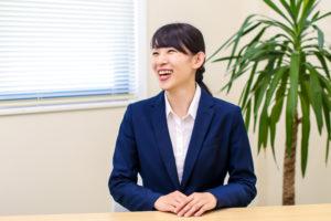 サポート課 松井 志帆(まつい しほ)